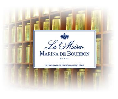 「マリナ・ド・ブルボン」ブランド販売開始
